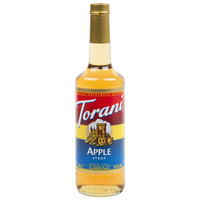 Torani 750 mL Apple Flavoring / Fruit Syrup