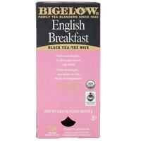 Bigelow Organic Fair Trade English Breakfast Tea - 28 / Box