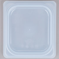 Cambro 60PPCWSC190 Camwear 1/6 Size Translucent Seal Cover