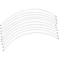 Boska 602510 9 1/2 inch Cutting Wire for Roquefort Bow - 10/Pack