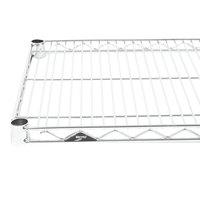 Metro 1442NS Super Erecta Stainless Steel Wire Shelf - 14 inch x 42 inch
