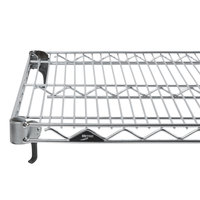 Metro A2160NC Super Adjustable Chrome Wire Shelf - 21 inch x 60 inch