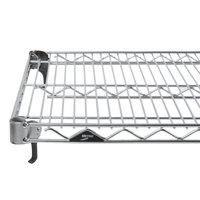 Metro A2160NC Super Adjustable Chrome Wire Shelf - 21 inch x 60 inch
