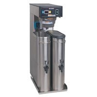 Bunn 36700.0300 TB6 Twin 3 Gallon Iced Tea Brewer - 120V