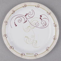 Solo HP6-J8001 Symphony 6 inch Heavy Weight Paper Plate   - 250/Pack