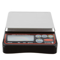 Rubbermaid 1812589 Pelouze 10 lb. Compact Digital Portion Control Scale