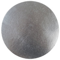 7 inch Round Foil Laminated Board Lid - 500/Case