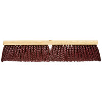 Carlisle 3621931800 18 inch Unflagged Polypropylene Broom Head