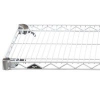 Metro A2460NC Super Adjustable Chrome Wire Shelf - 24 inch x 60 inch
