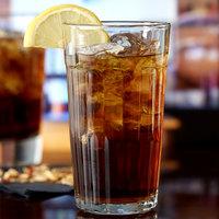 Anchor Hocking 7637U Ribware Paneled 12 oz. Iced Tea Beverage Glass - 36/Case