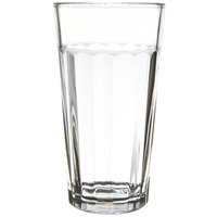 Libbey 15642 16 oz. Paneled Cooler Glass - 36/Case
