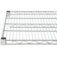 Regency 21 inch x 72 inch NSF Chrome Wire Shelf