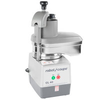Robot Coupe CL40 Continuous Feed Food Processor - 1 hp