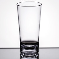 Carlisle 561407 Alibi 14 oz. SAN Plastic Beverage Glass   - 24/Case