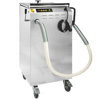 Vito Fryfilter VITO XL 219 lb. Mobile Fryer Oil Filter System - 100-120V, 1,200W