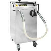 Vito Fryfilter VITO XM 137 lb. Mobile Fryer Oil Filter System - 100-120V, 1,200W