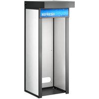 MicroMarket Refresh Kiosk for Self-Serve Refrigerated Merchandisers