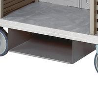 Metro LXHK-UGRH Under Deck Glass Rack Holder / Shelf for Lodgix Carts
