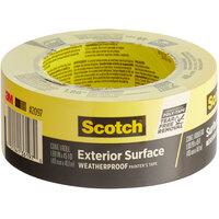 3M Scotch 1 7/8 inch x 45 Yards Exterior Surface Painter's Tape 2097-48EC-XS