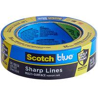 3M Scotch 1 3/8 inch x 60 Yards Blue Sharp Lines Painter's Tape 2093-36CC