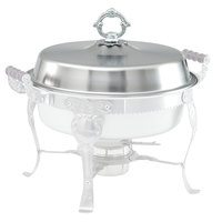 Vollrath 46863 Replacement Dome Cover with Handle for 5.8 Qt. 46860 Royal Crest Chafer