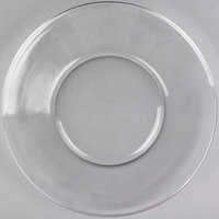 Anchor Hocking 842F 8 inch Glass Luncheon Plate - 12 / Case