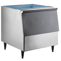 Hoshizaki B-250PF 30 inch Ice Storage Bin with Galvanized Steel Finish - 250 lb.