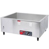 Nemco 6060A 28 inch Mini Steam Table - 120V, 1800W