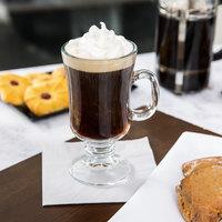 Libbey 5295 8.5 oz. Irish Glass Coffee Mug - 24/Case