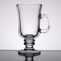 Libbey 5295 8.5 oz. Irish Glass Coffee Mug - 24/Case