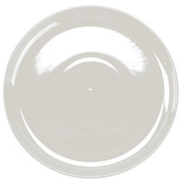 Tuxton BWA-1315 DuraTux 13 1/8 inch White China Pizza Serving Plate - 6/Case