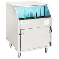 Noble Warewashing CG Electric Carousel Type Underbar Glass Washer - 208-230V