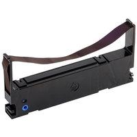 Purple Register Ribbon / Slip Printer Ribbon for TEC FS-1650 Cash Register - 6/Box