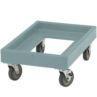 Cambro CD300 Slate Blue Camdolly for Cambro Camtainers and Camcarriers