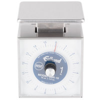 Edlund SSR-16 Compact 16 oz. Mechanical Portion Scale with Rotating Dial