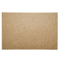 Bagcraft Packaging 030010 EcoCraft Bake 'N' Reuse 16 inch x 24 inch Full Size Parchment Paper Pan Liner - 50/Pack