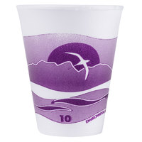 Dart Solo 10LX10H 10 oz. Horizon Foam Cup - 1000/Case