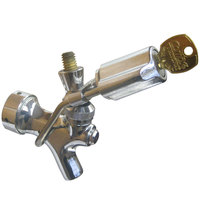 Beverage-Air 401-909A Slide-On Draft Arm Faucet Lock for Standard Beer Faucets