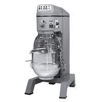 Globe SP80PL Gear Driven 80 Qt. Commercial Planetary Floor Mixer - 208V, 3 hp