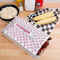 1/2 Gallon Foil Barbeque BBQ Bag - 500/Case