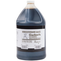 Regal Foods Worcestershire Sauce 1 Gallon Bulk Container - Garber's Brand - 4 / Case