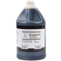 Regal Foods Worcestershire Sauce 1 Gallon Bulk Container - Garber's Brand - 4/Case