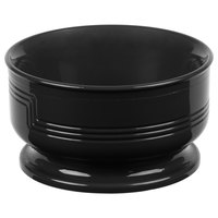 Cambro MDSB9110 Shoreline Collection Black 9 oz. Bowl - 48/Case