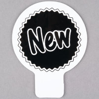 Deli Tag Topper - NEW - Black
