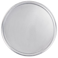 American Metalcraft HATP22 22 inch Wide Rim Pizza Pan - Heavy Weight Aluminum