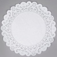 12 inch Lace Normandy Grease Proof Doilies - 500/Pack