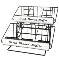 Grindmaster 70657 Two 3 Pot Wide Racks with One 3 Pot Riser