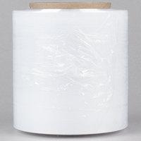 5 inch x 1000' 80 Gauge Stretch Banding Film / Pallet Wrap / Stretch Film   - 12/Case