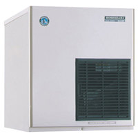 Hoshizaki F-801MAH Slim Line Series 22 inch Air Cooled Flake Ice Machine - 823 lb.