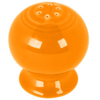 Homer Laughlin 751325 Fiesta Tangerine Pepper Shaker - 12/Case